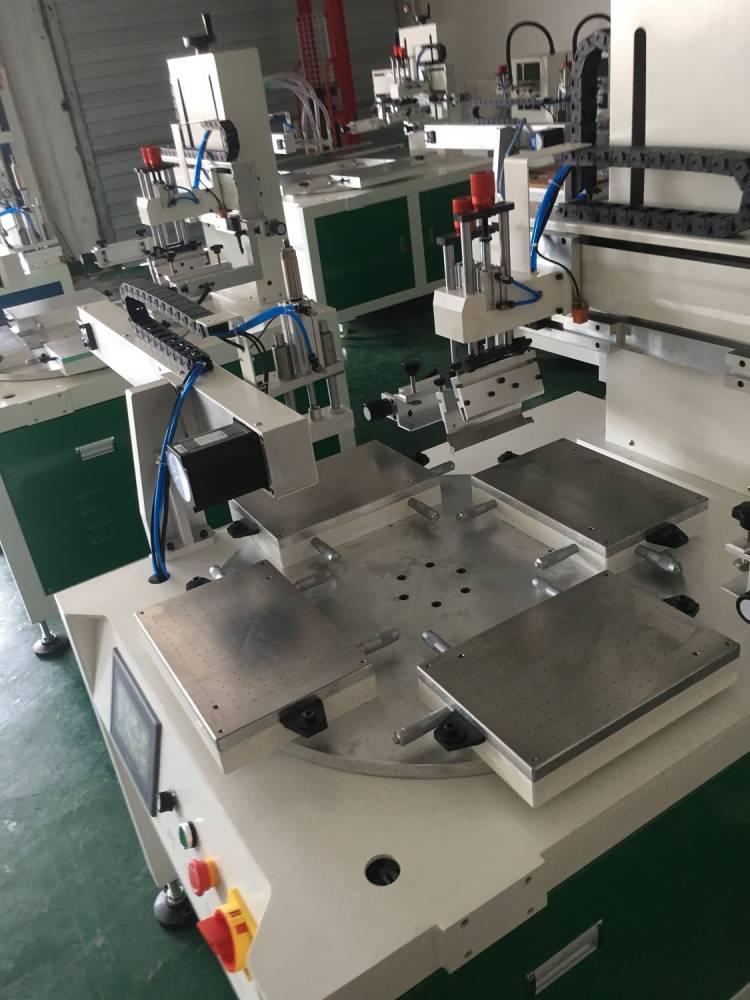 湛江注射器温度计刻度平面丝印机厂家伺服丝印